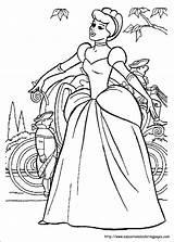 Coloring Cinderella Carriage Pages Pumpkin Princess Getcolorings Printable Sheet sketch template