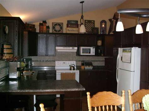 primitive decor primitive decorating ideas  kitchen