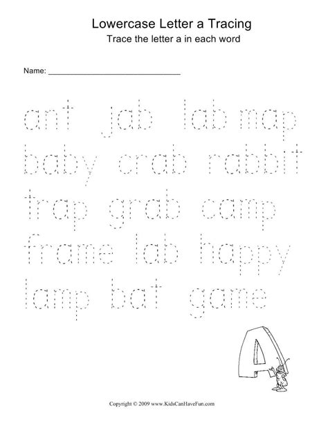 alphabet tracing practice  tracing worksheet db