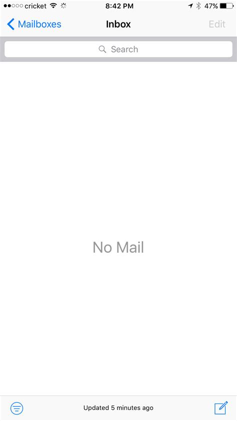 mass delete emails on iphone how to mass delete messages in iphone s mail app techspot