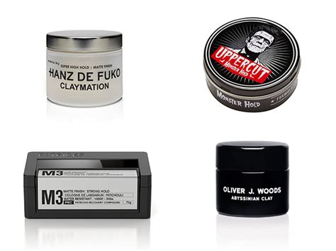hair styling products  men mens health