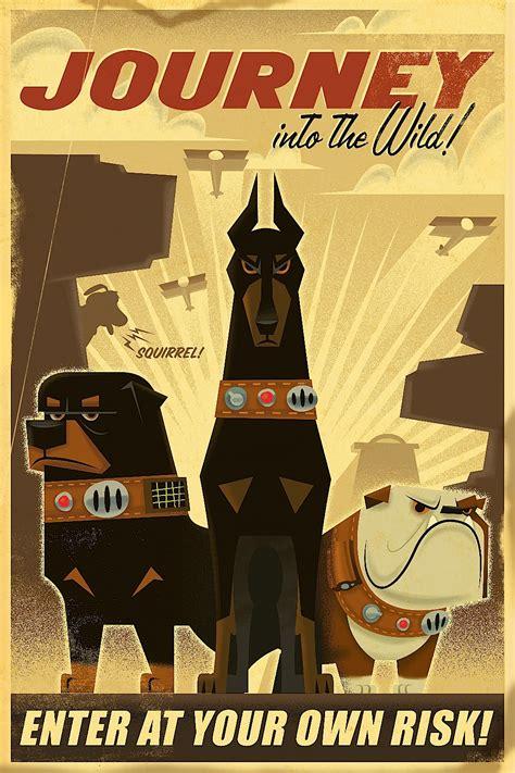 Cool Stuff: Retro Up Posters - /Film