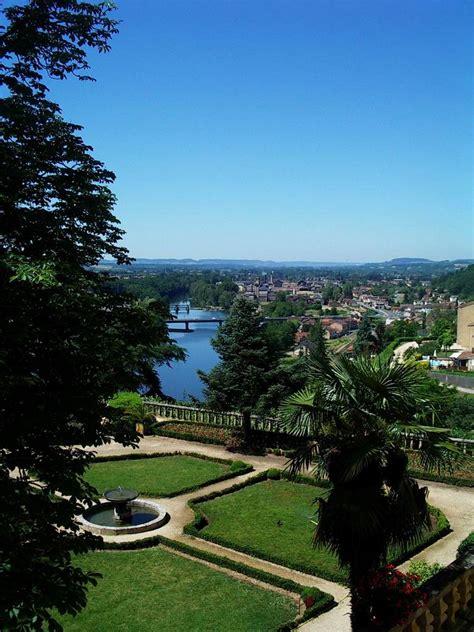 Les Jardins Du Volvestre Salles Sur Garonne by Photo 224 Fumel 47500 Vue Sur Le Lot Depuis Les Jardins