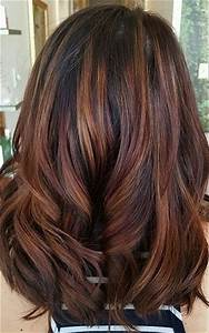 Best 25 Fall Hair Color For Brunettes Ideas On Pinterest