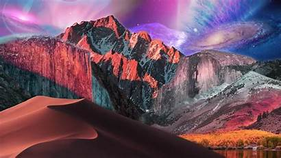 Apple Macos Combined Every Trippy Mashup Creates