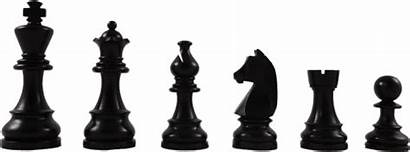 Transparent Pieces Chess Piezas Ajedrez Cartoon Clipground