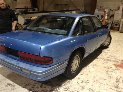 4 Door Buick Regal by 1994 Buick Regal Custom Sedan 4 Door 3 8l Classic Buick