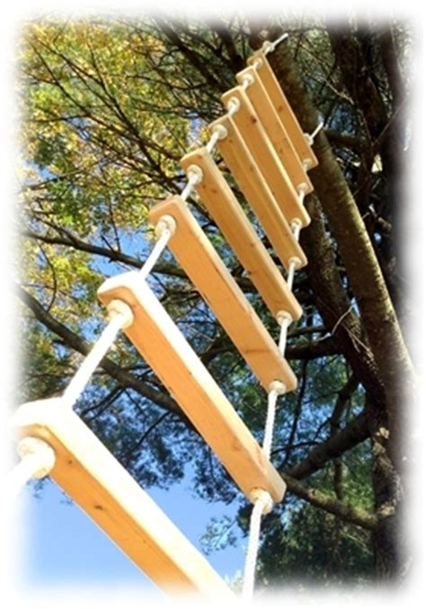 rope ladders  foot rope ladder  treehouse supplies
