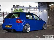 Tupeul corect VW Golf IV cu jante de BMW X5! » TuningHostro