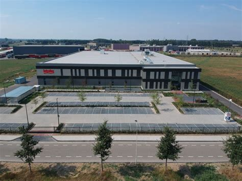 Intralox opens new facility in Wehl | Intralox