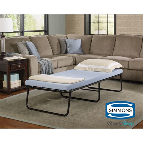 Simmons Sofa Sleeper Simmons Upholstery 8104 Queen Leather