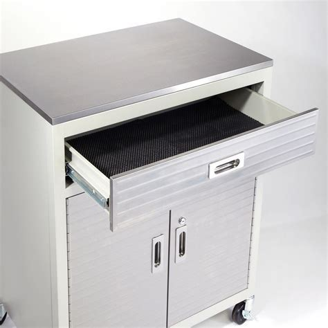 One Drawer Cabinet Stainless Steel Top, Classic UltraHD