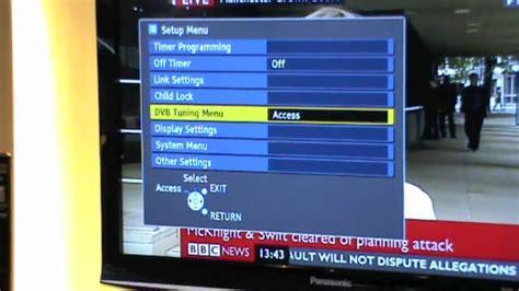Peters Panasonic Re-tuning Guide