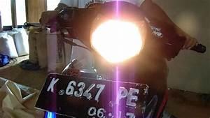 Cara Membuat Lampu Dim  Lampu Jauh  Menyala Saat Klakson