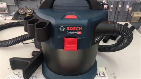 gas 18v 10 l bosch gas 18v 10 l new vacuum cleaner