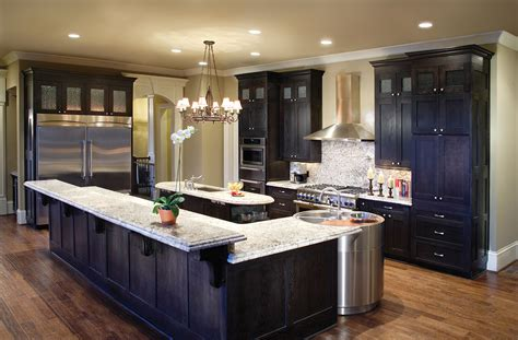 design cabinet kitchen black kitchen cabinets with white counters hawk 3158