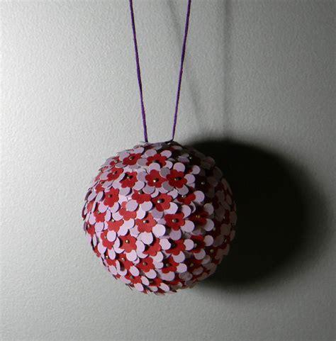 deco boule de noel a fabriquer diy boule de no 235 l fleurie tuto crealoutre