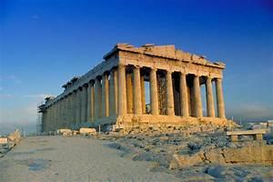 Parthenon, Athens - RueBaRue