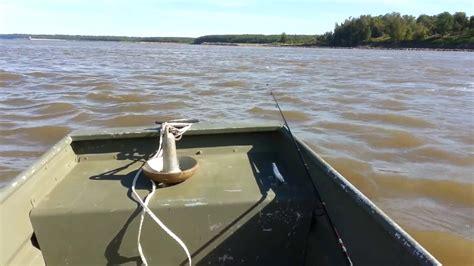 10ft Jon Boat Motor by 10 Ft Tracker Jon Boat Flat Bottom With A 3 5 Hp 2013 4