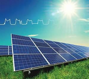 Physics Model Acts As An  U0026 39 Ekg U0026 39  For Solar Panel Health