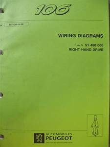 Peugeot 106 Wiring Diagram Manual 807 96 Listing In