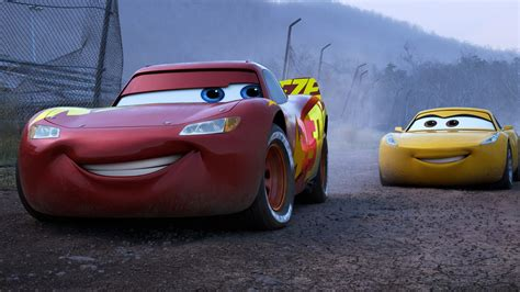 Cars 3 Lightning Mcqueen Cruz Ramirez Wallpapers Hd