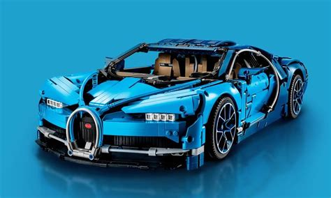 Lego best of all setssubscribe: LEGO BUGATTI CHIRON - ShowTechies