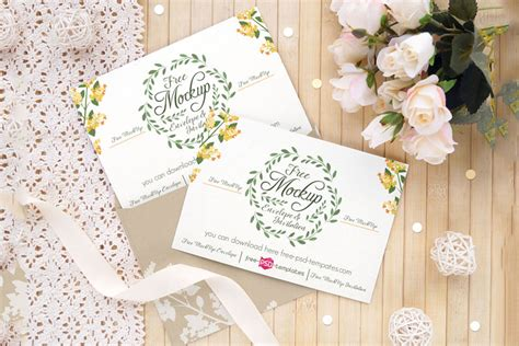 Find & download free graphic resources for invitation card mockup. Download This Wedding Invitation Card Mockup Free PSD ...