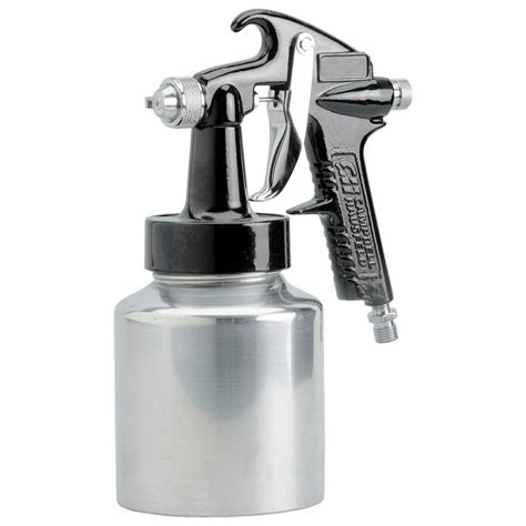 cbell hausfeld spray gun general purpose with 1 qt