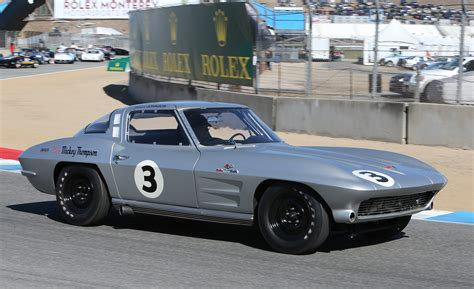 A Brief History In Photos Of Corvette Racing News Car