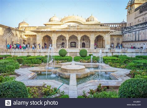 Garden Jaipur by Fort Garden Stock Photos Fort Garden Stock