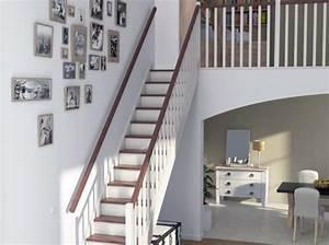 relooker escalier peinture lapeyre escalier pinterest With peindre une cage d escalier 15 et un couloir original de plus et un