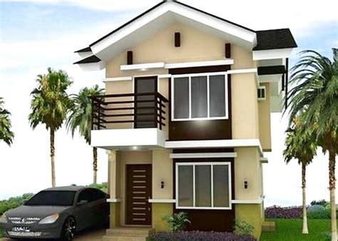 contoh desain rumah minimalis  lantai sederhana