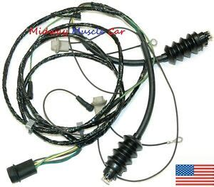 69 Chevy Truck Wiring Harnes by Rear Light L Wiring Harness 69 72 Chevy Gmc