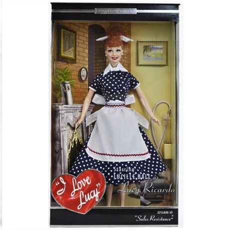 love lucy mattel dolls lucystorecom