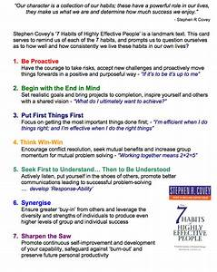 7 Habits Of Highly Effective People Quotes  Quotesgram