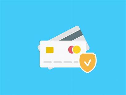 Payment Secure Safe Dribbble Bank Pay Animation