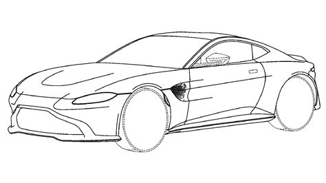 2019 Aston Martin Vantage Teased Ahead Of Reveal This Year