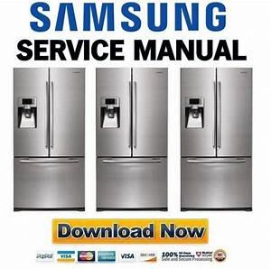 Samsung Rfg297aars Service Manual  U0026 Repair Guide