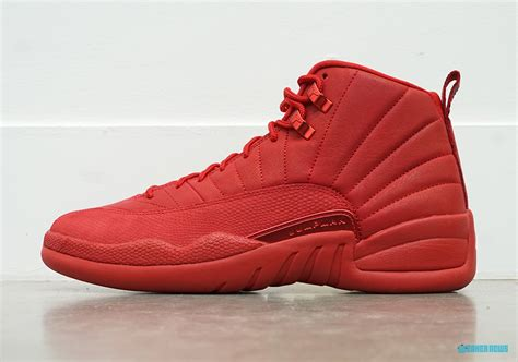 Jordan 12 Gym Red Black Friday Release Info Sneakernewscom