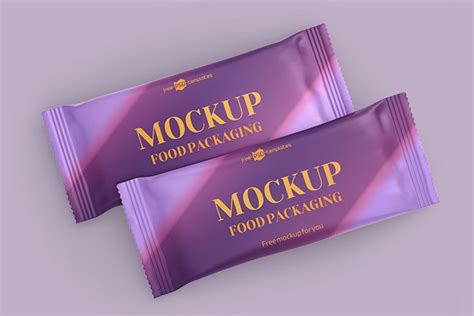 All free mockups include smart objects for easy edit. Free Chocolate Bar Packaging Mockup PSD - Free Download