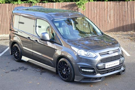 ford transit sport 2016 66 ford transit connect m sport limited edition 1