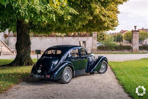 Media in category bugatti type 57 galibier. the Bugatti revue, 23-2, Au volant d'une Bugatti Type 57 Galibier, on approche de l'excellence