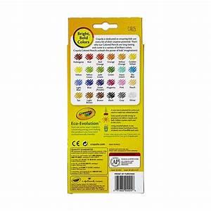 Crayola® Colored Pencils - Set of 24 - Web Exclusives ...