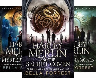 Harley Merlin Forrest Arthurian Ebooks Bella Adult