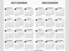 Western 2018 Calendar bazga