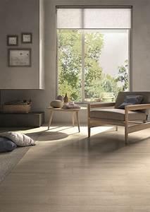 Pavimento in gres porcellanato smaltato effetto legno HARMONY by Ragno