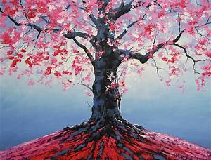 Tree Of Life Painting by Graham Gercken