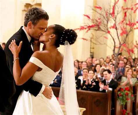 Scandal's 100th Episode Featured Olivia's Wedding