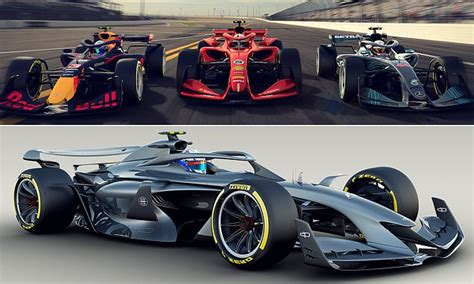 formula  future stunning pictures reveal
